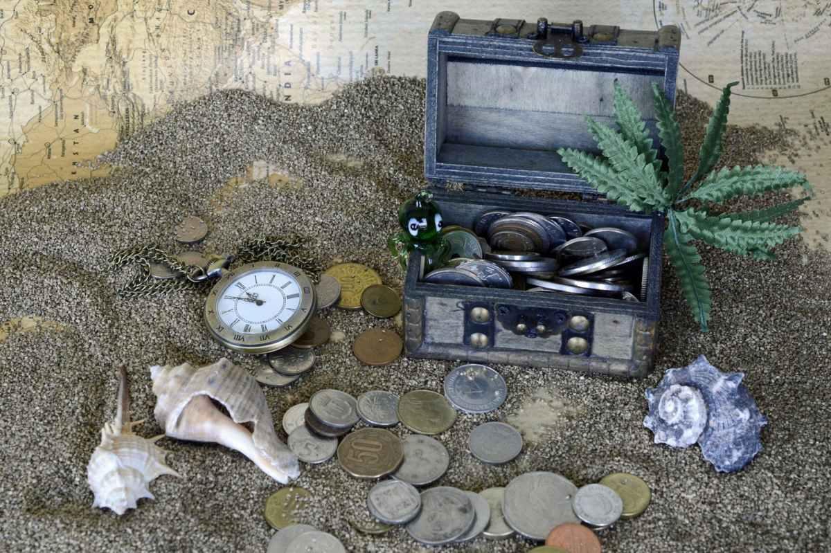 What is TreasuryStock?